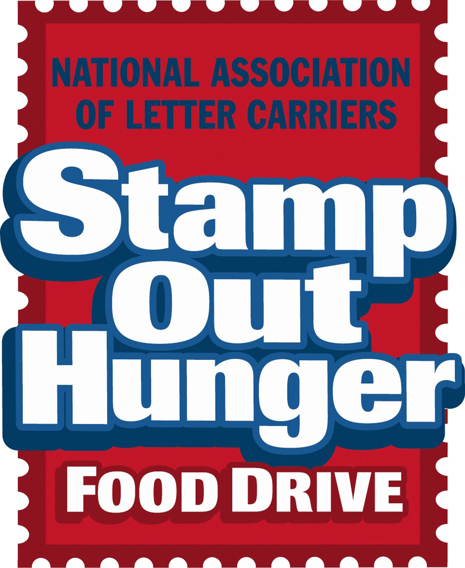 Image result for stamp out hunger logo